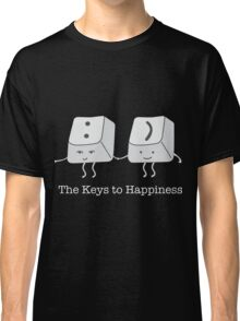 The keys to happiness Classic T-Shirt