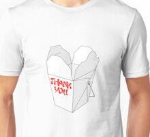 Chinese Takeout Unisex T-Shirt