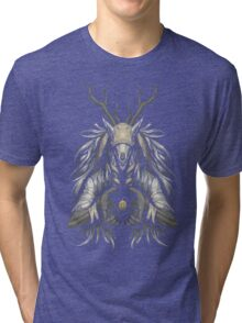 The Supplicant Tri-blend T-Shirt