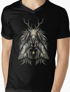 The Supplicant Mens V-Neck T-Shirt