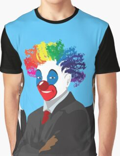 Peculiar People Day - Clown Graphic T-Shirt