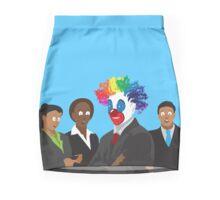 Peculiar People Day - Clown Mini Skirt