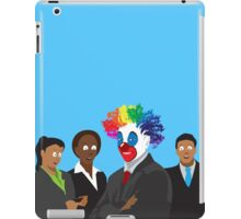 Peculiar People Day - Clown iPad Case/Skin