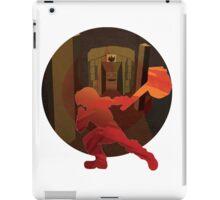 Fire Temple iPad Case/Skin