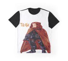 T.G Cid/ Orlandu Graphic T-Shirt
