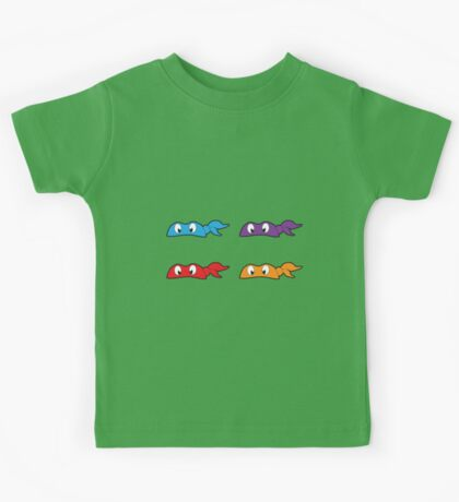 TMNT: Teenage Mutant Ninja Turtles Kids Tee