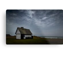 One lonely house Metal Print