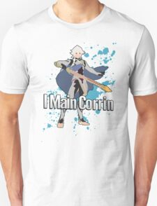 I Main Corrin (Male) - Super Smash Bros Unisex T-Shirt
