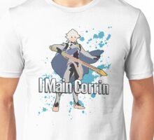 I Main Corrin (Male) - Super Smash Bros Unisex T-Shirt