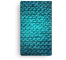 Knit Texture 01 Canvas Print