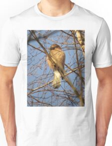 high up on a tree Unisex T-Shirt