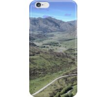 The Road to Treble Cone iPhone Case/Skin