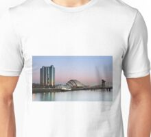 Glasgow River Clyde at Sunrise Unisex T-Shirt