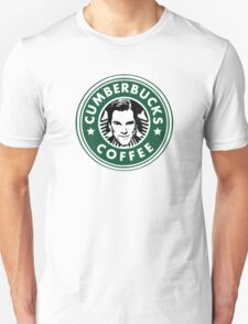 Cumberbucks Coffee Unisex T-Shirt