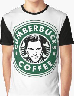 Cumberbucks Coffee Graphic T-Shirt