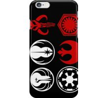 Icons of the Galaxy iPhone Case/Skin