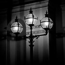 0166 Exhibition Lights  by DavidsArt