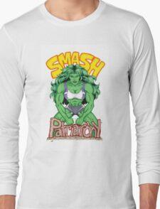 She-Hulk: Smash Patriarchy!  Long Sleeve T-Shirt