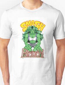 She-Hulk: Smash Patriarchy!  Unisex T-Shirt