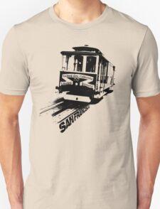 San Francisco, Cable Car T-Shirt