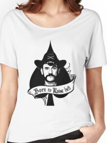 R.I.P Lemmy  Women's Relaxed Fit T-Shirt