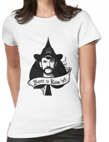 R.I.P Lemmy  Womens Fitted T-Shirt