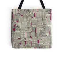 windows pink Tote Bag
