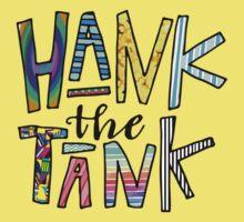 HANK the TANK! Kids Tee