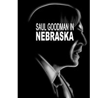 Saul Goodman in Nebraska Photographic Print