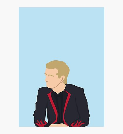 Peeta vector Photographic Print