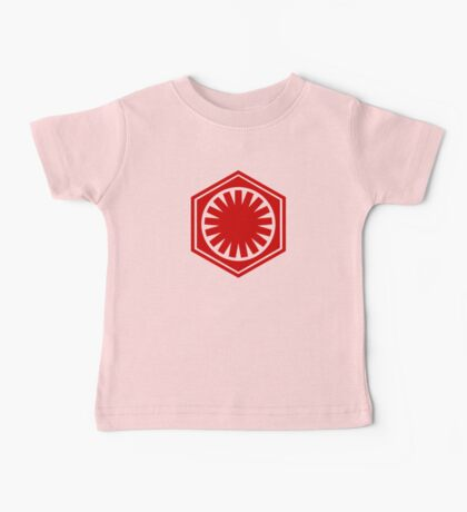 First Order (red) Baby Tee