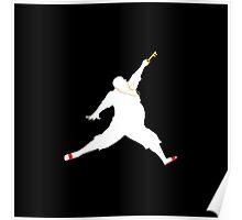 DJ Khaled Key to Success - Jordan Poster
