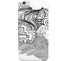 Mixed Puzzle Pieces  iPhone Case/Skin