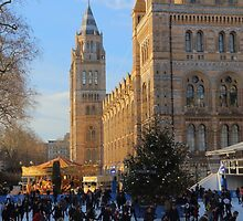 Christmas In London by Rumyana Whitcher