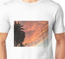Northern California sunset Unisex T-Shirt