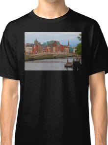 Dublin On The River Liffey Classic T-Shirt
