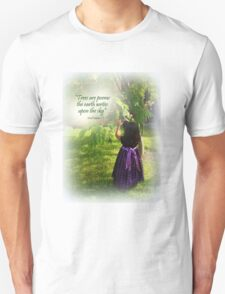 A Child in Nature Unisex T-Shirt
