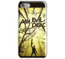 ASH vs EVIL DEAD iPhone Case/Skin