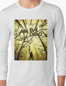 ASH vs EVIL DEAD Long Sleeve T-Shirt
