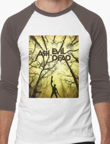 ASH vs EVIL DEAD Men's Baseball ¾ T-Shirt