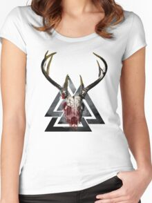 Odin's Fury Women's Fitted Scoop T-Shirt