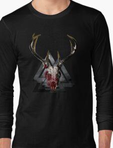 Odin's Fury Long Sleeve T-Shirt