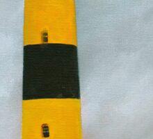 St. John's Point Lighthouse Sticker