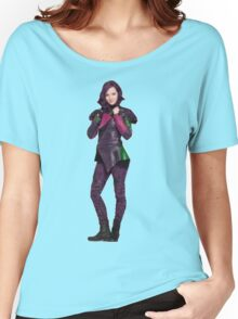 MAL FROM DESCENDANTS Women's Relaxed Fit T-Shirt