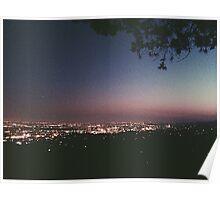 SoCal Sunset Poster