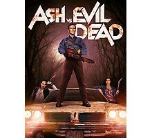 Ash vs Evil dead tv series Photographic Print