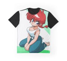 Ranma Graphic T-Shirt