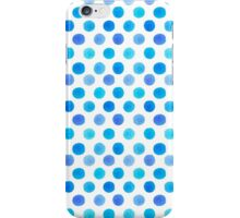 Vintage watercolor background iPhone Case/Skin