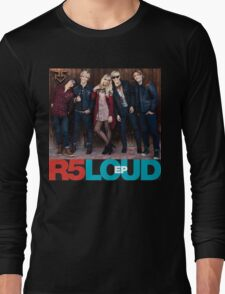 Cover R5 Louder Ep - dono Long Sleeve T-Shirt