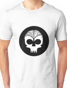 Zip Up Unisex T-Shirt